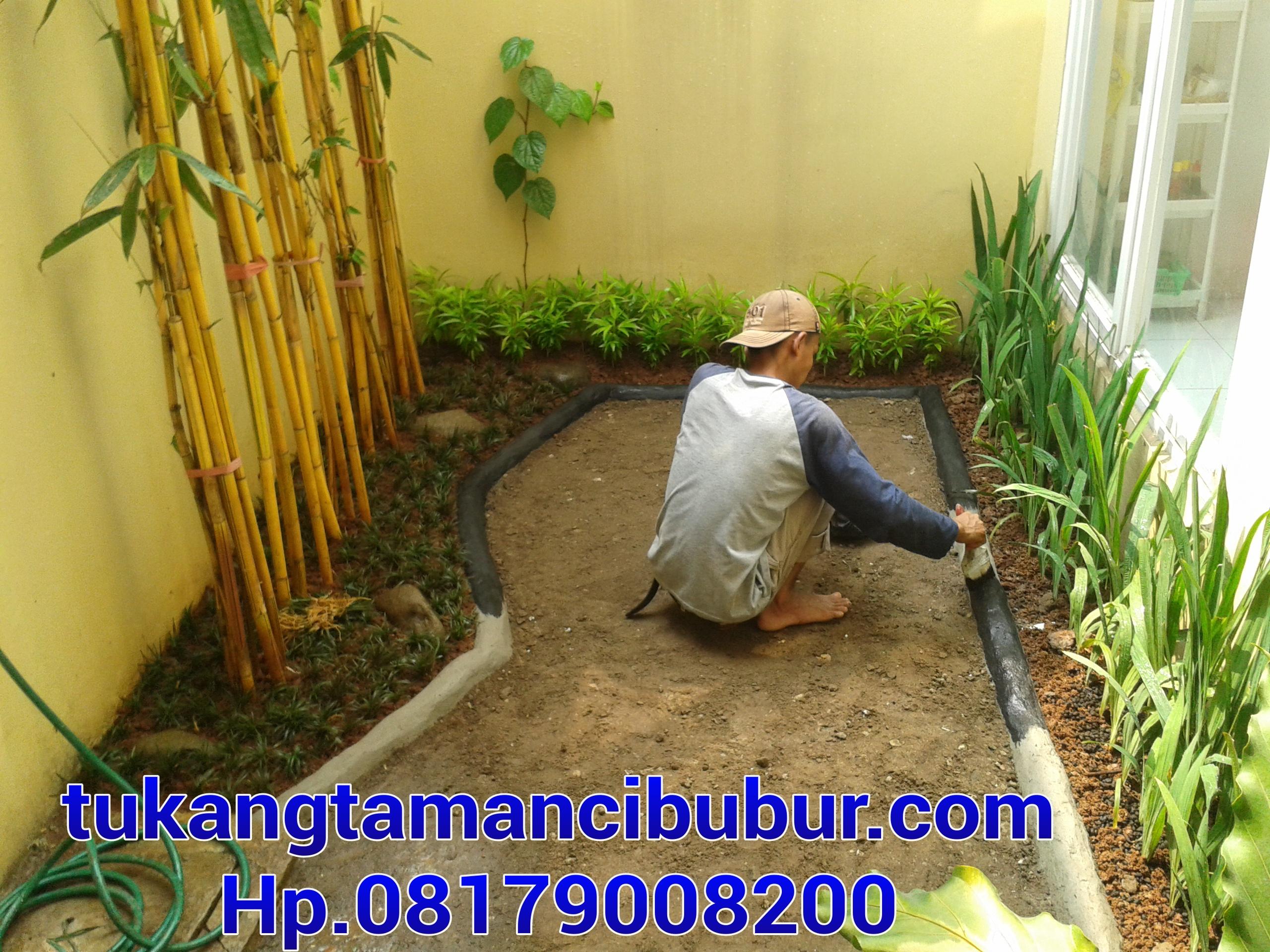 Tukang Taman Cibubur